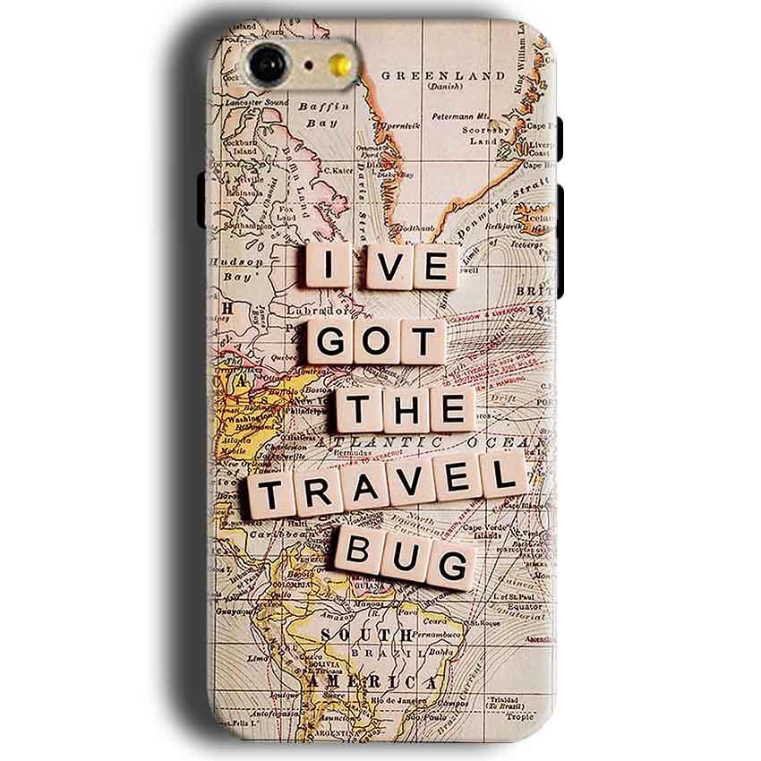 Apple iphone 5 5s Mobile Covers Cases Live Travel Bug - Lowest Price - Paybydaddy.com