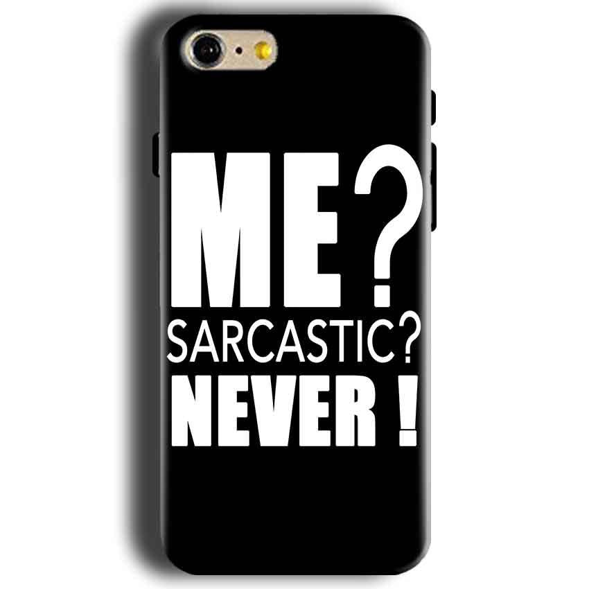 Apple iphone 5 5s Mobile Covers Cases Me sarcastic - Lowest Price - Paybydaddy.com