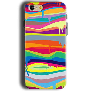 Apple iphone 5 5s Mobile Covers Cases Melted colours - Lowest Price - Paybydaddy.com