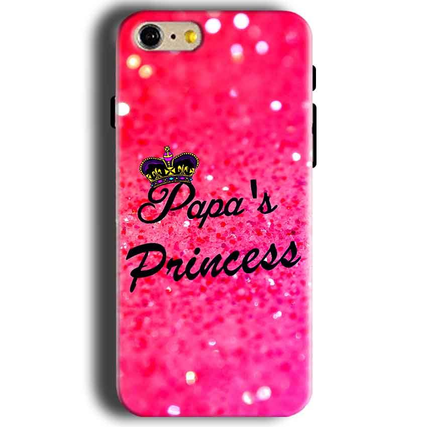 Apple iphone 5 5s Mobile Covers Cases PAPA PRINCESS - Lowest Price - Paybydaddy.com
