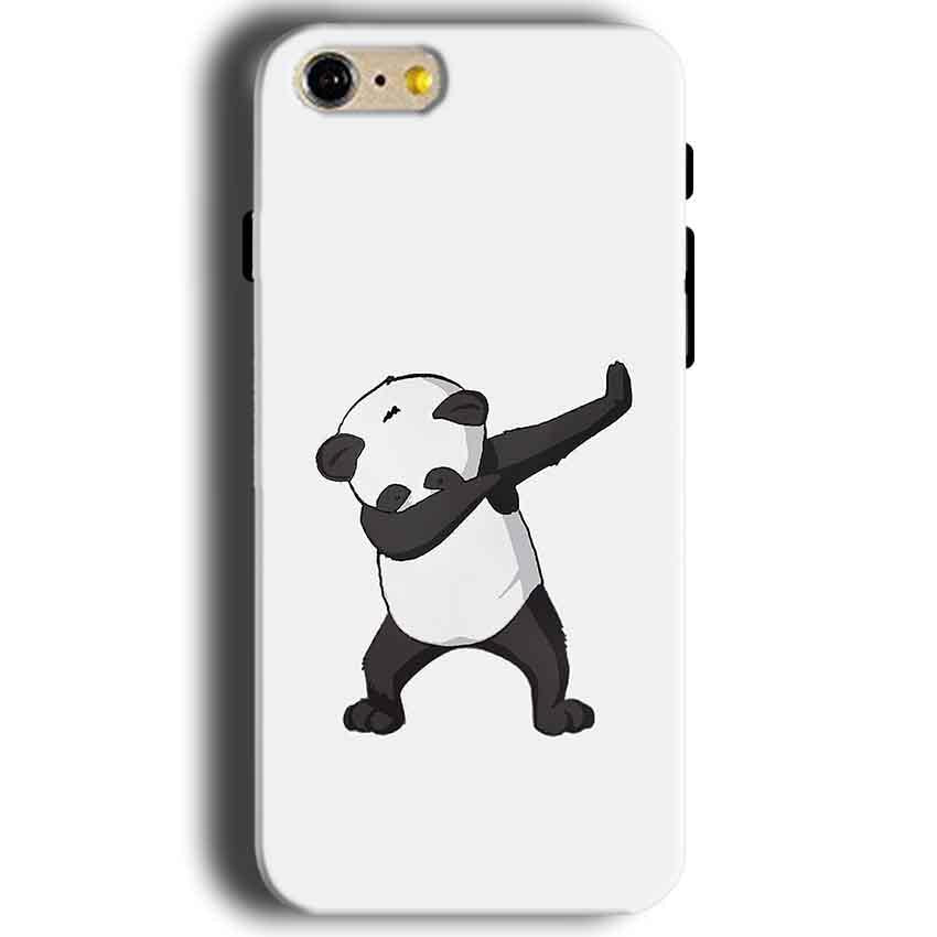 Apple iphone 5 5s Mobile Covers Cases Panda Dab - Lowest Price - Paybydaddy.com