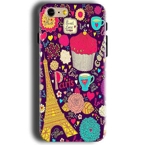 Apple iphone 5 5s Mobile Covers Cases Paris Sweet love - Lowest Price - Paybydaddy.com