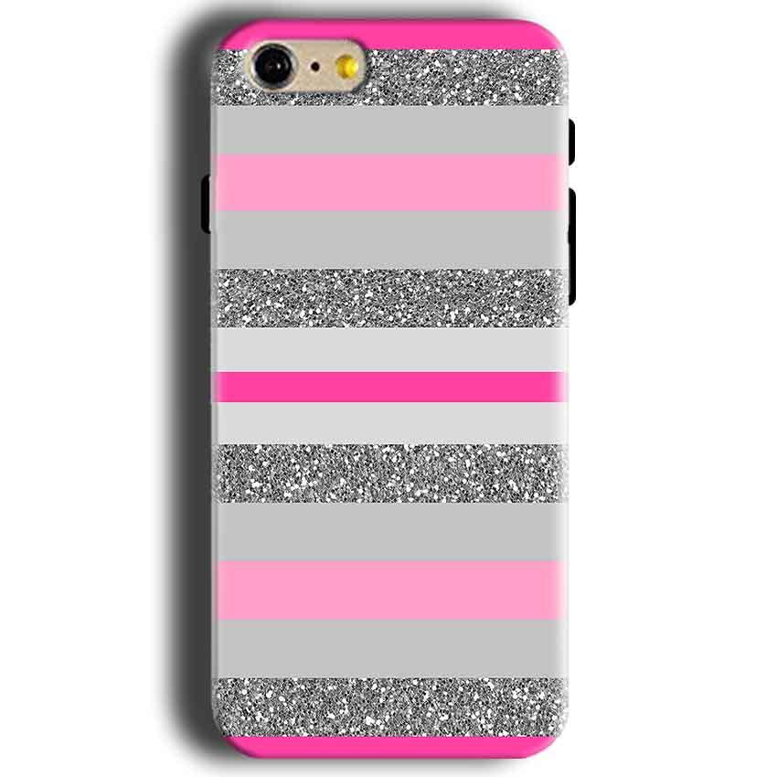 Apple iphone 5 5s Mobile Covers Cases Pink colour pattern - Lowest Price - Paybydaddy.com