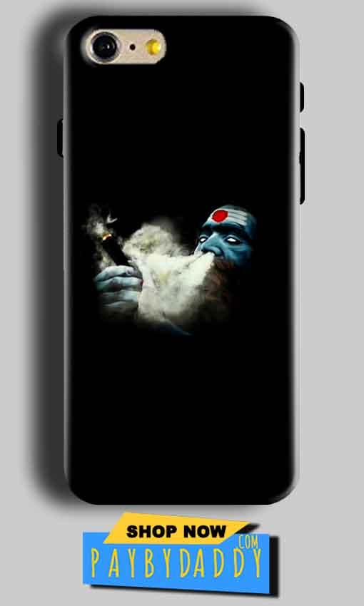Apple iphone 5 5s Mobile Covers Cases Shiva Aghori Smoking - Lowest Price - Paybydaddy.com