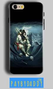Apple iphone 5 5s Shiva Smoking Mobile Back Cover Case