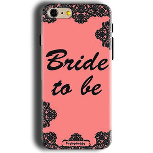Apple iphone 5 5s Mobile Covers Cases Mobile Covers Cases bride to be with ring Black Pink - Lowest Price - Paybydaddy.com