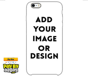 Apple iphone 6 6s Plus Photo on Cover - Photo Back Cover - Customized Mobile Covers