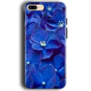 Apple iphone 7 Mobile Covers Cases Blue flower - Lowest Price - Paybydaddy.com