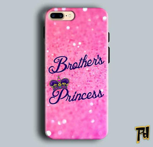 Apple iphone 7 Mobile Covers Cases Brothers princess - Lowest Price - Paybydaddy.com
