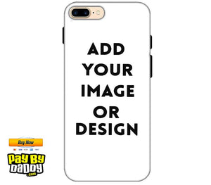 Pic on Cover / Photo Back Cover / Customized Mobile Covers For  Apple iphone 7