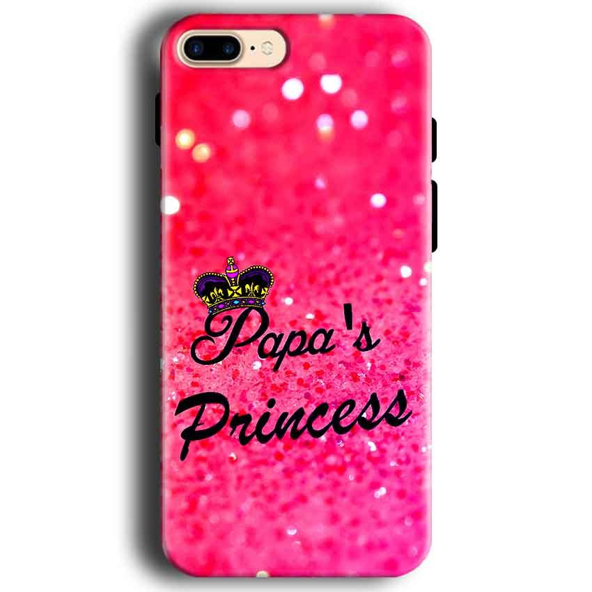 Apple iphone 7 Mobile Covers Cases PAPA PRINCESS - Lowest Price - Paybydaddy.com