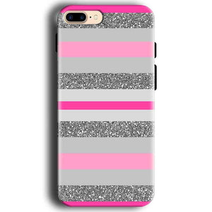 Apple iphone 7 Mobile Covers Cases Pink colour pattern - Lowest Price - Paybydaddy.com