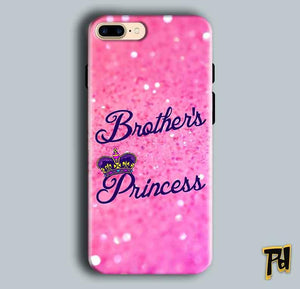 Apple iphone 7 Plus Mobile Covers Cases Brothers princess - Lowest Price - Paybydaddy.com
