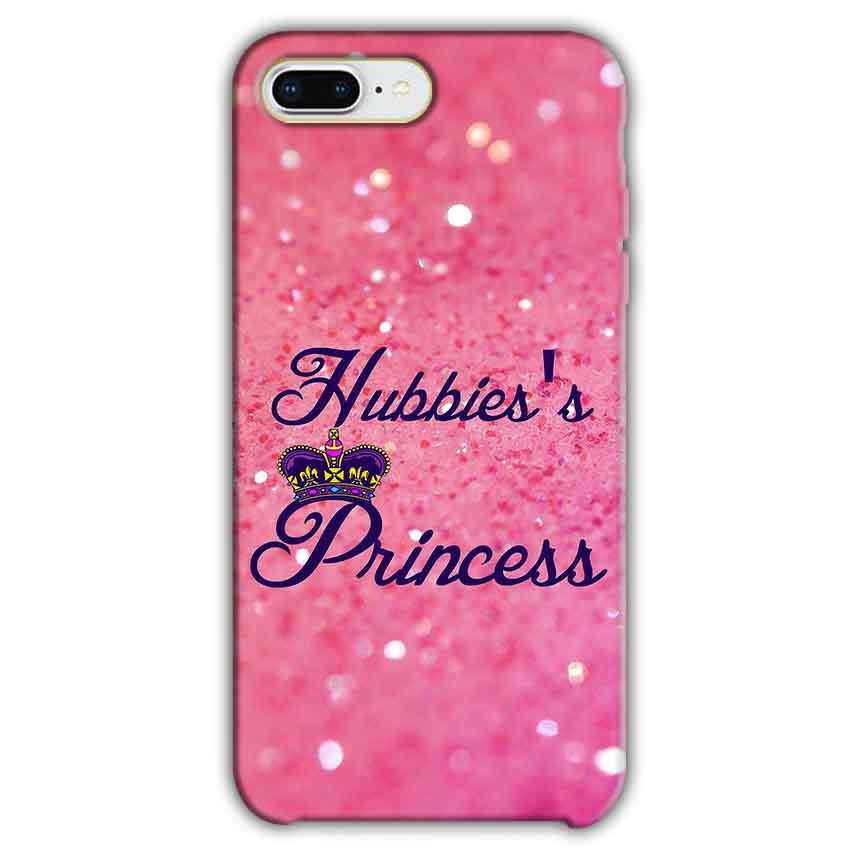 Apple iphone 7 Plus Mobile Covers Cases Hubbies Princess - Lowest Price - Paybydaddy.com