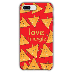 Apple iphone 7 Plus Mobile Covers Cases Love Triangle - Lowest Price - Paybydaddy.com