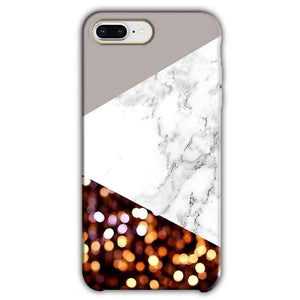 Apple iphone 7 Plus Mobile Covers Cases MARBEL GLITTER - Lowest Price - Paybydaddy.com