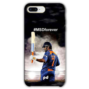 Apple iphone 7 Plus Mobile Covers Cases MS dhoni Forever - Lowest Price - Paybydaddy.com