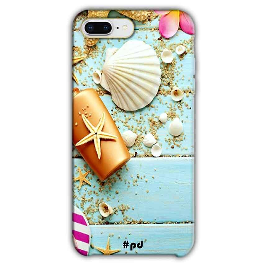 Apple iphone 7 Plus Mobile Covers Cases Pearl Star Fish - Lowest Price - Paybydaddy.com