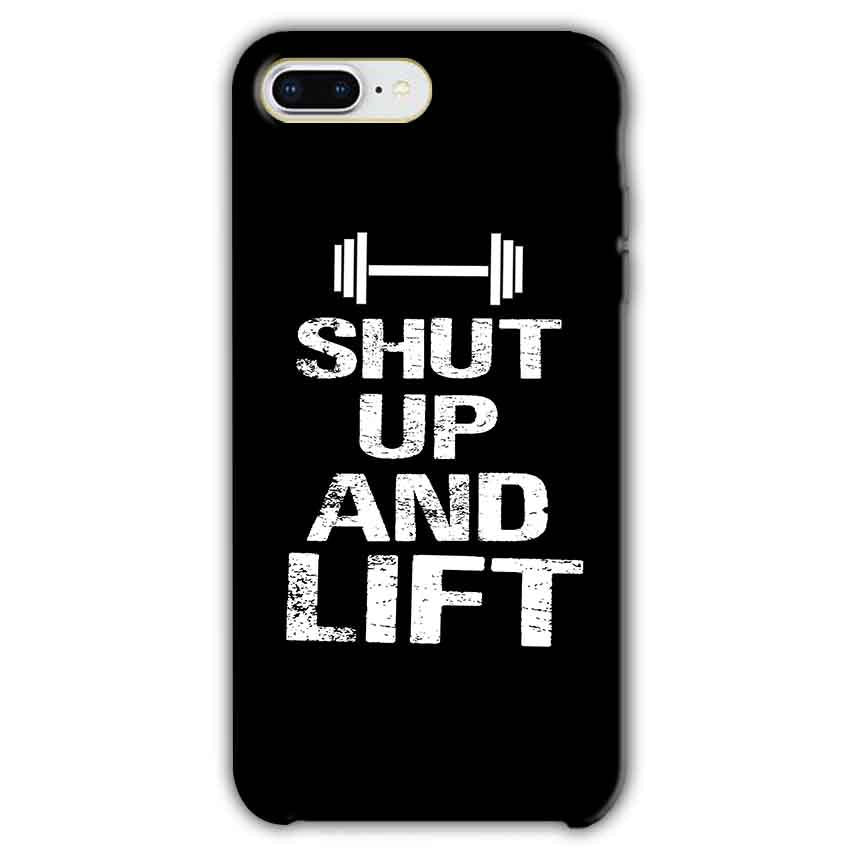 Apple iphone 7 Plus Mobile Covers Cases Shut Up And Lift - Lowest Price - Paybydaddy.com