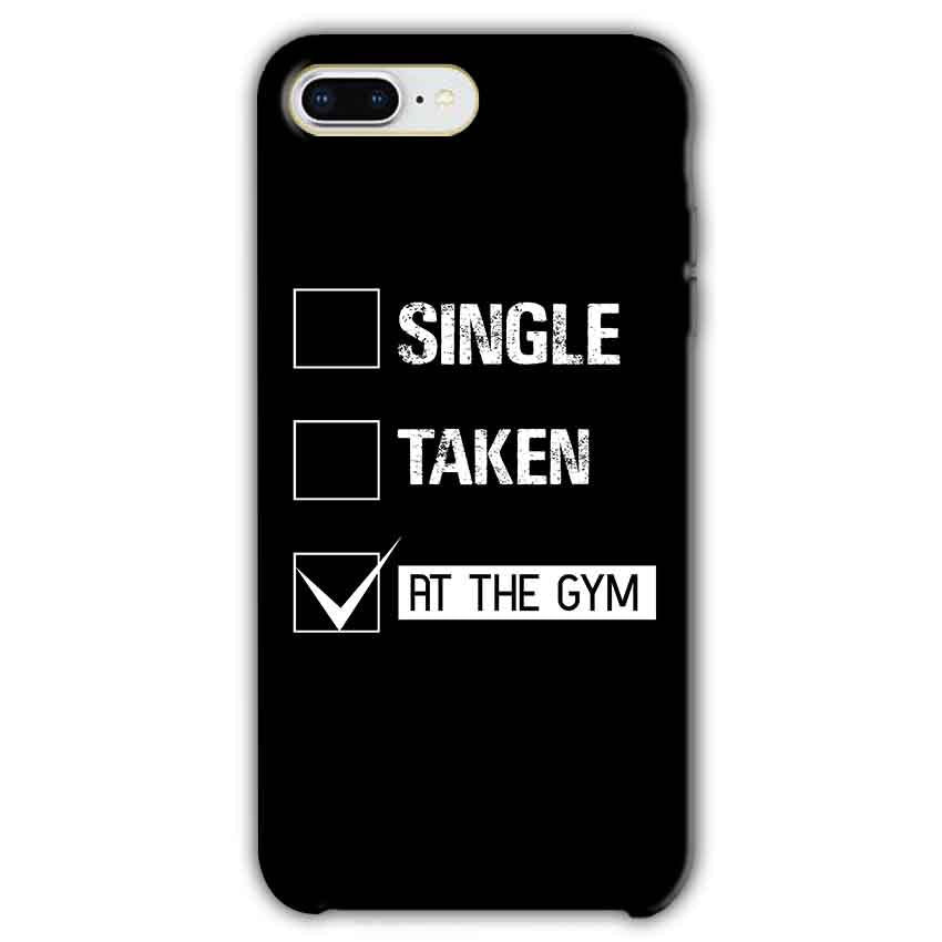 Apple iphone 7 Plus Mobile Covers Cases Single Taken At The Gym - Lowest Price - Paybydaddy.com