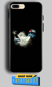 Apple iphone 7 Mobile Covers Cases Shiva Aghori Smoking - Lowest Price - Paybydaddy.com