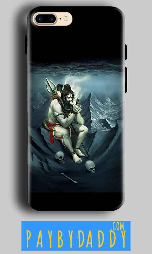 Apple iphone 7 Mobile Covers Cases Shiva Smoking - Lowest Price - Paybydaddy.com