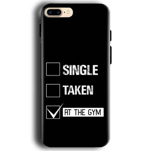 Apple iphone 7 Mobile Covers Cases Single Taken At The Gym - Lowest Price - Paybydaddy.com