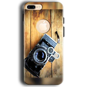 Apple iphone 7 With Apple Cut Mobile Covers Cases Camera With Wood - Lowest Price - Paybydaddy.com