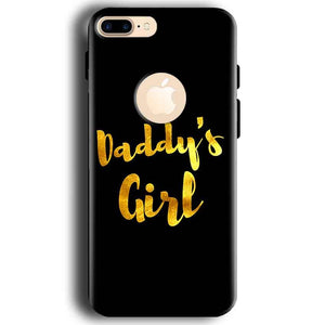 Apple iphone 7 With Apple Cut Mobile Covers Cases Daddys girl - Lowest Price - Paybydaddy.com
