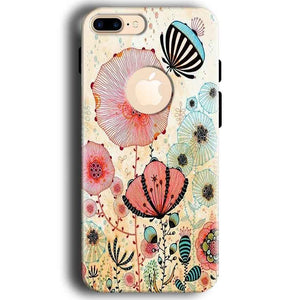 Apple iphone 7 With Apple Cut Mobile Covers Cases Deep Water Jelly fish- Lowest Price - Paybydaddy.com