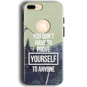Apple iphone 7 With Apple Cut Mobile Covers Cases Donot Prove yourself - Lowest Price - Paybydaddy.com