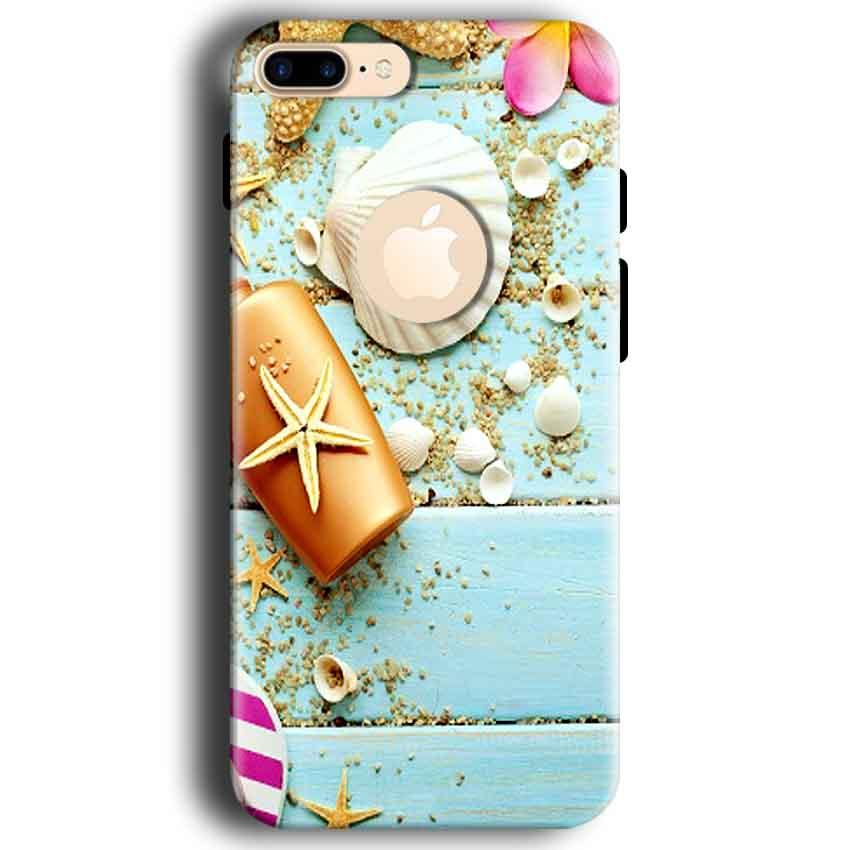Apple iphone 7 With Apple Cut Mobile Covers Cases Pearl Star Fish - Lowest Price - Paybydaddy.com
