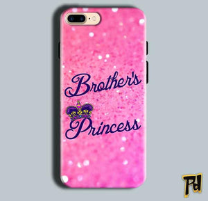 Apple iphone 8 Mobile Covers Cases Brothers princess - Lowest Price - Paybydaddy.com
