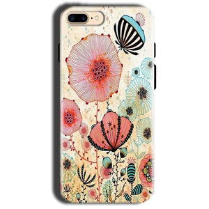 Apple iphone 8 Mobile Covers Cases Deep Water Jelly fish- Lowest Price - Paybydaddy.com