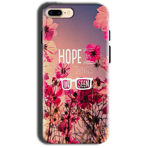 Apple iphone 8 Mobile Covers Cases Hope in the Things Unseen- Lowest Price - Paybydaddy.com