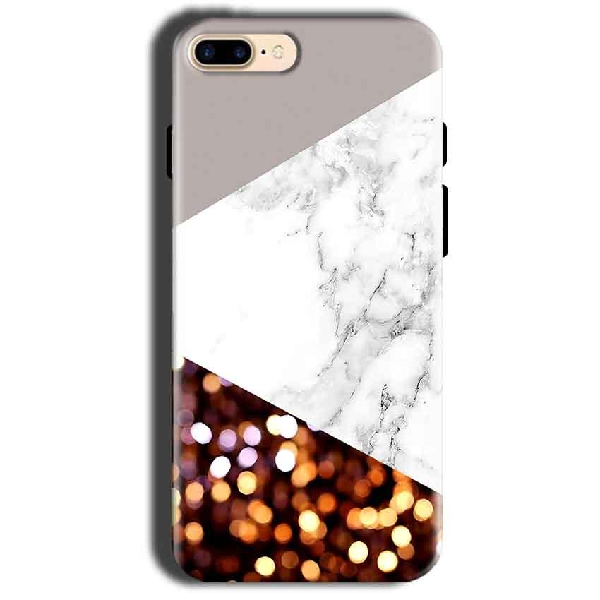 Apple iphone 8 Mobile Covers Cases MARBEL GLITTER - Lowest Price - Paybydaddy.com