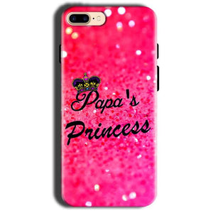 Apple iphone 8 Mobile Covers Cases PAPA PRINCESS - Lowest Price - Paybydaddy.com