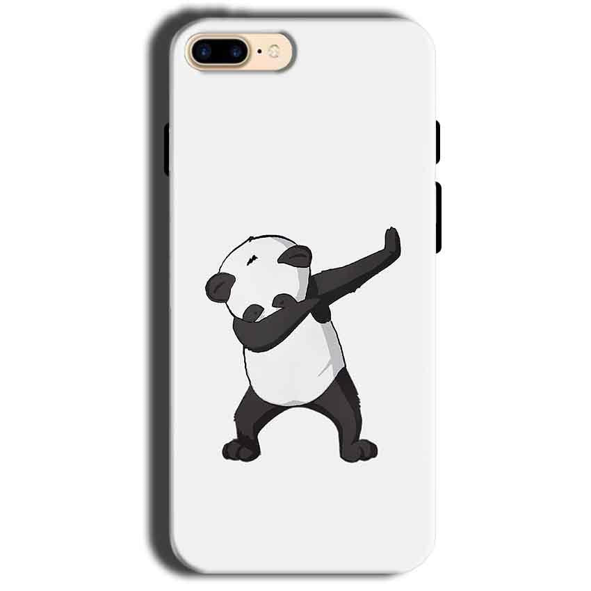 Apple iphone 8 Mobile Covers Cases Panda Dab - Lowest Price - Paybydaddy.com