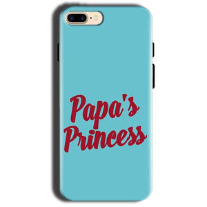 Apple iphone 8 Mobile Covers Cases Papas Princess - Lowest Price - Paybydaddy.com