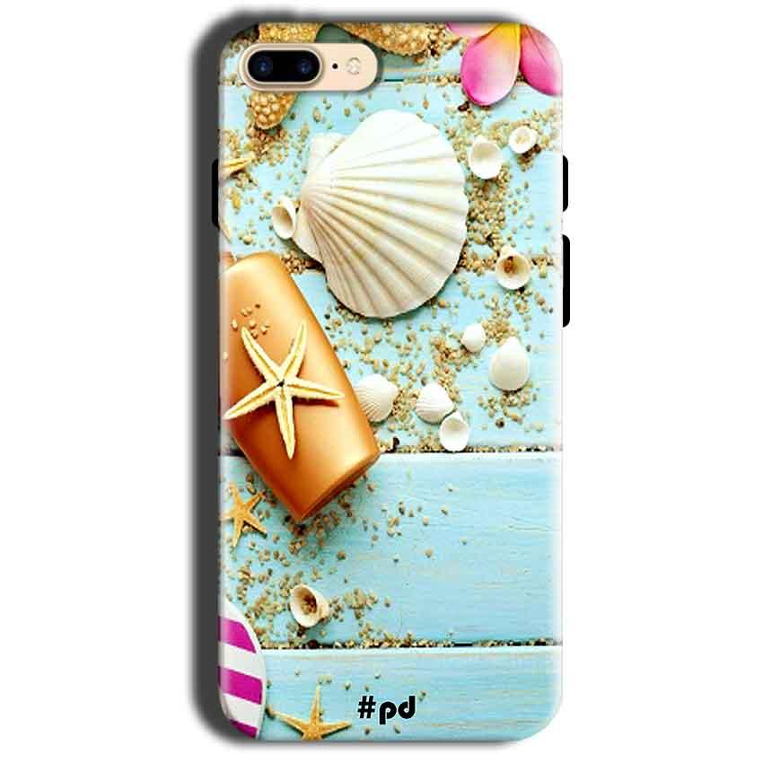 Apple iphone 8 Mobile Covers Cases Pearl Star Fish - Lowest Price - Paybydaddy.com