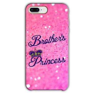 Apple iphone 8 Plus Mobile Covers Cases Brothers princess - Lowest Price - Paybydaddy.com