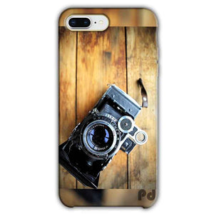 Apple iphone 8 Plus Mobile Covers Cases Camera With Wood - Lowest Price - Paybydaddy.com