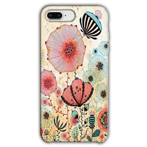 Apple iphone 8 Plus Mobile Covers Cases Deep Water Jelly fish- Lowest Price - Paybydaddy.com