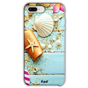 Apple iphone 8 Plus Mobile Covers Cases Pearl Star Fish - Lowest Price - Paybydaddy.com