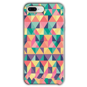 Apple iphone 8 Plus Mobile Covers Cases Prisma coloured design - Lowest Price - Paybydaddy.com