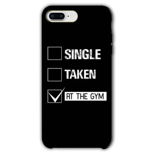 Apple iphone 8 Plus Mobile Covers Cases Single Taken At The Gym - Lowest Price - Paybydaddy.com