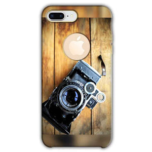 Apple iphone 8 Plus With Apple Cut Mobile Covers Cases Camera With Wood - Lowest Price - Paybydaddy.com