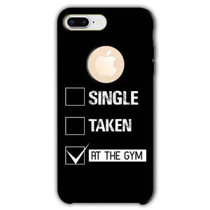 Apple iphone 8 Plus With Apple Cut Mobile Covers Cases Single Taken At The Gym - Lowest Price - Paybydaddy.com