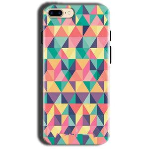 Apple iphone 8 Mobile Covers Cases Prisma coloured design - Lowest Price - Paybydaddy.com