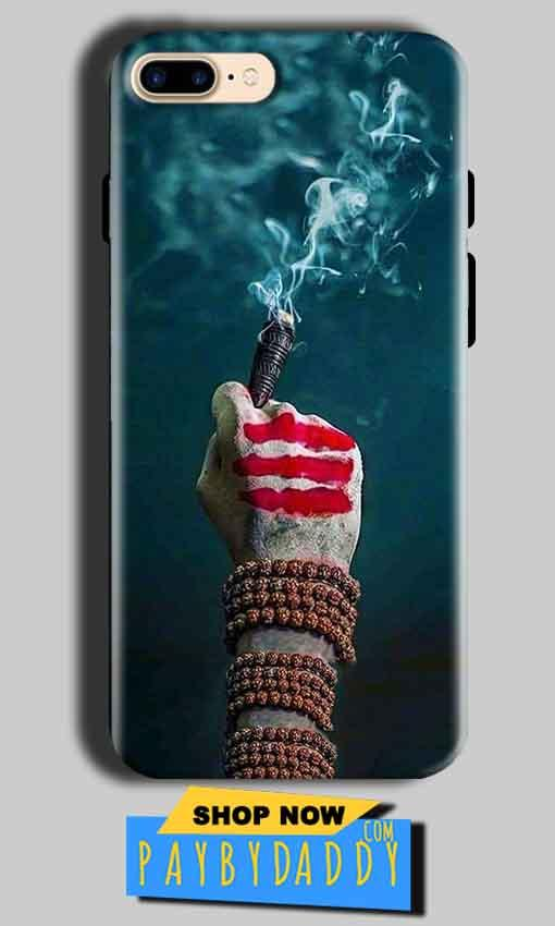 Apple iphone 8 Mobile Covers Cases Shiva Hand With Clilam - Lowest Price - Paybydaddy.com